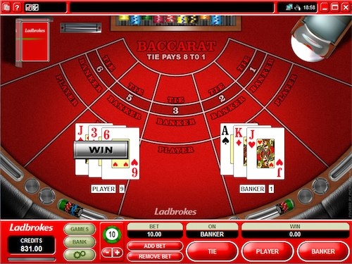 how to play baccarat strategy